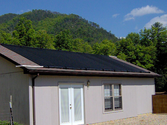 Solar Heating Systems Blue Ridge Pools And Spas